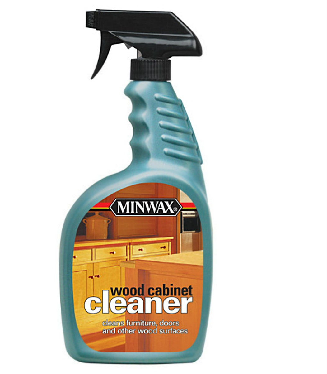 Cleaning Wood Cabinets Kitchen: Buy The Minwax 521270006 Wood Cabinet Cleaner Spray