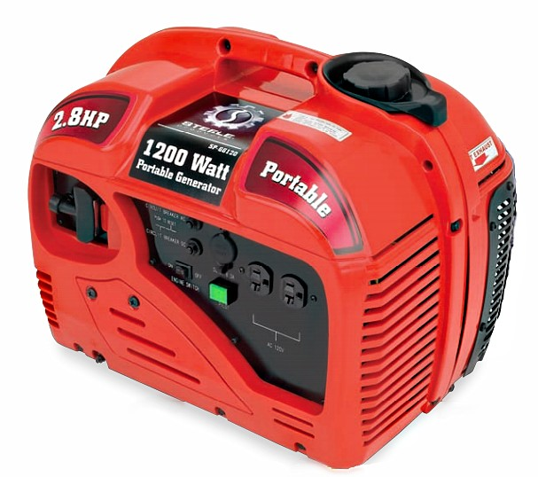 Buy The Steele Products SP-GG-120 Portable Generator At