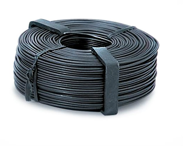 16 Gauge Tie Wire : Buy the mazel square hole bar tie wire black annealed