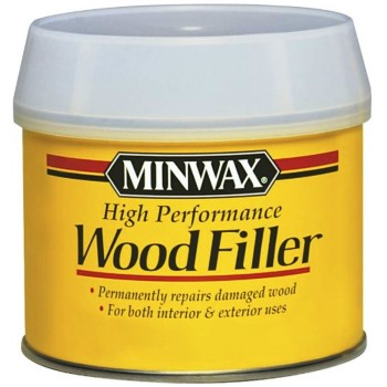 Buy The Minwax 21600 Wood Filler For Interior Exterior Use 12 Oz Hardware World