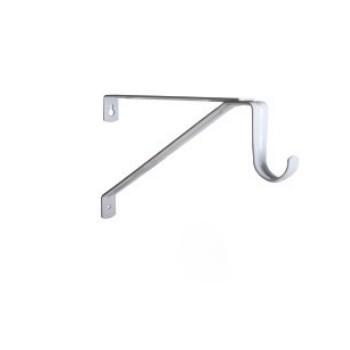 buy the knape vogt 1194 wh shelf rod support. Black Bedroom Furniture Sets. Home Design Ideas