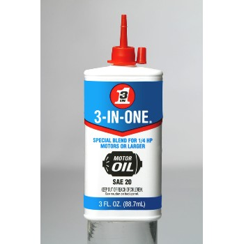 Buy The 3 In 1 10145 Lubricants Motor Oil 3 Ounces At