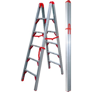 Buy The Regal Ideas 700fld Double Sided Stik Ladder 7 Ft